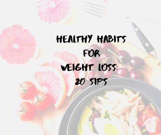 Healthy habits for Weight loss_ 20 sips (1)